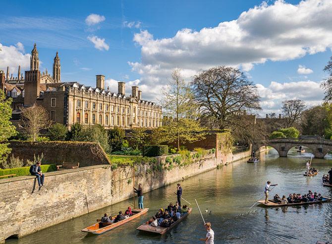 Cambridge Punting Tours