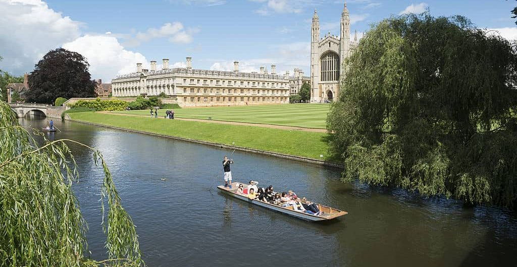 cambridge punting guide