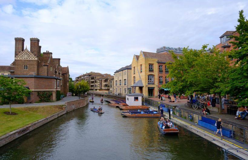 Cambridge Quayside